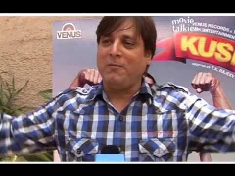 Wrestling laughter: Rajpal Vs Khali!