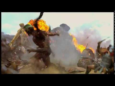 Wrath of the Titans - teaser