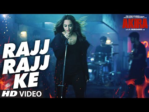 RAJJ RAJJ KE Video Song - Akira