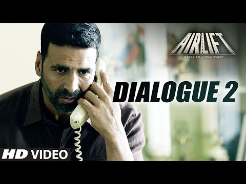 AIRLIFT - We need help & we need it right now | Dialogue Promo