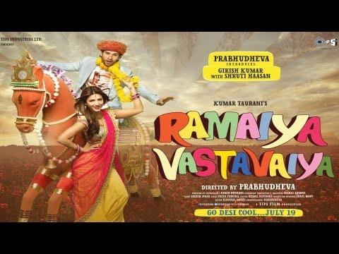 Ramaiya Vastavaiya - Official Trailer