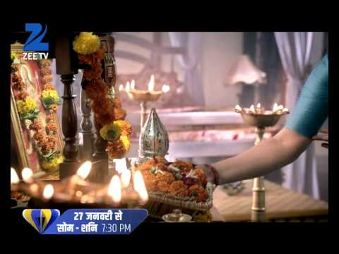 Hello Pratibha - Zee Tv - Starts 27th January 2015