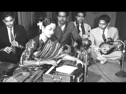 Geeta Dutt : Ek shama hain mehfil mein : Film - Baghdad (1952)