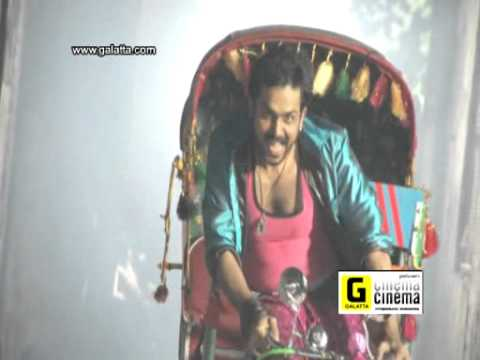 Alex Pandian Bad Boy Song Making