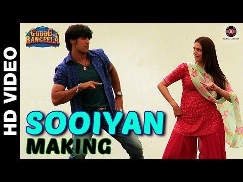 Making of Sooiyan - Guddu Rangeela | Aditi Rao Hydari and Amit Sadh
