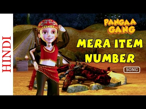 Mera Item Number Gazab Ka Hai