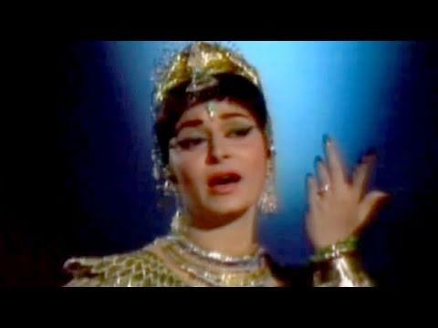 Jungle Mein More Naache - Lata Mangeshkar, Waheeda Rehman, Shatranj Song