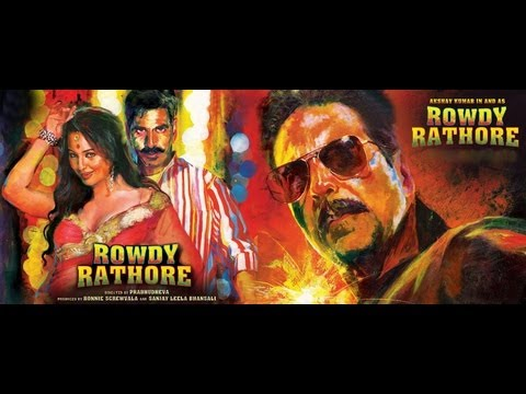Rowdy Rathore - Official Trailer