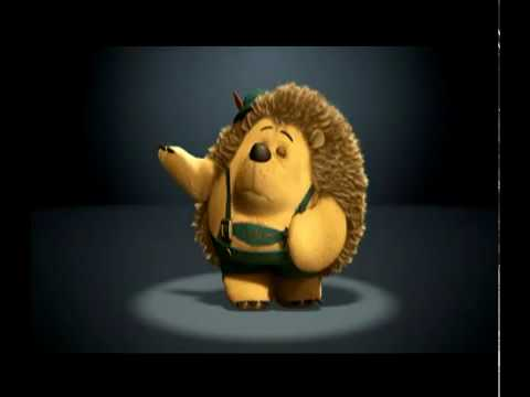 Toy Story 3 with a new character Mr.Prickle Pants -- HQ