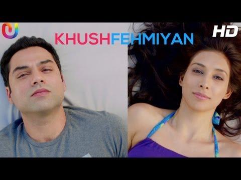 Ishq Ki Khushfehmiyan - Shankar Mahadevan - One By Two Movie Song   Abhay Deol, Preeti Desai