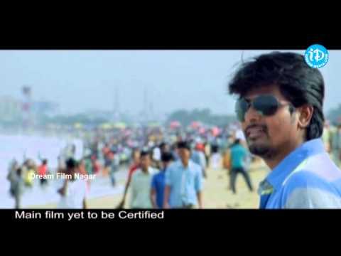 Marina Telugu Movie Trailer 01 - Siva Karthikeyan - Oviya - Jayaprakash