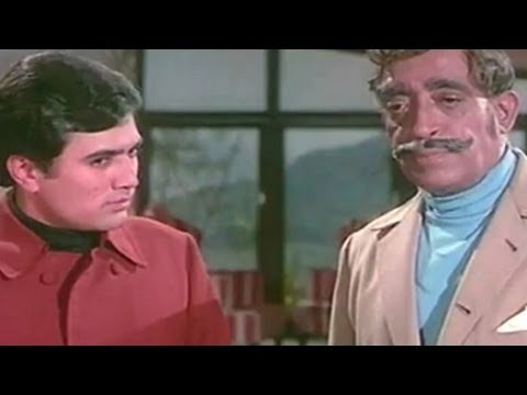 Rajesh Khanna's father against marriage with Tanuja