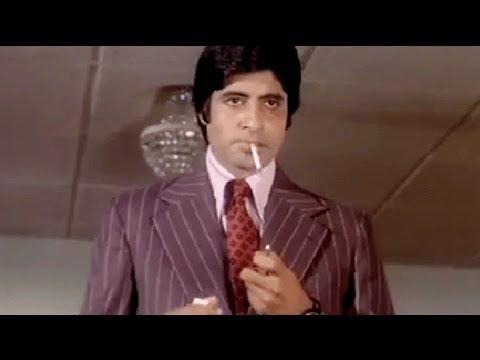 Amitabh Bachhan - the Angry man