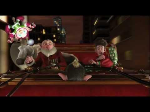 ARTHUR CHRISTMAS Film Clip - Toronto
