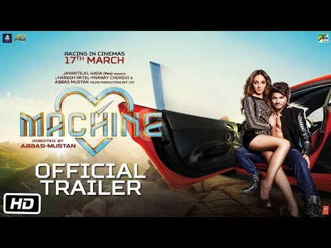 Machine Official Trailer