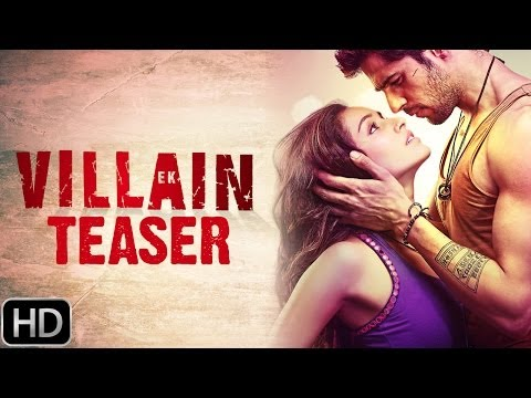 Ek Villain - Official Teaser | Sidharth Malhotra, Shraddha Kapoor, Riteish Deshmukh