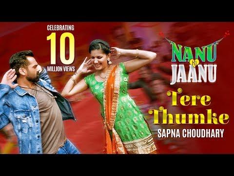Tere Thumke Sapna Choudhary | Nanu Ki Jaanu | Abhay Deol | Sapna Choudhary