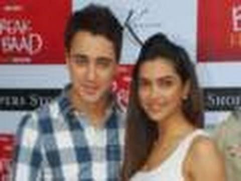 Imran & Deepika promote 'Break Ke Baad'