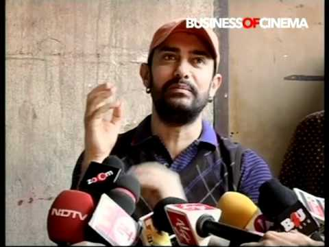 Aamir Khan on Dhobi Ghat success