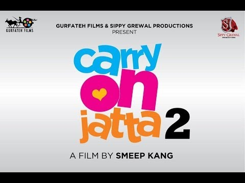 Carry On Jatta 2 Official Trailer | Gippy Grewal, Ghuggi Punjabi Movie 2014