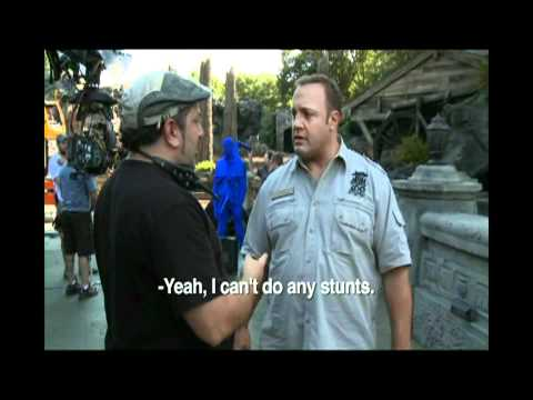 Behind the scenes - Visual Effects of ZOOKEEPER