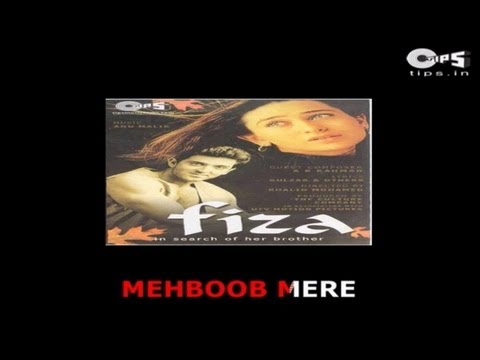 Mehboob Mere with Lyrics - Fiza - Sunidhi Chauhan - Sing Along