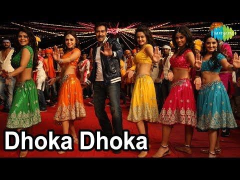 Dhoka Dhoka Official Item Song | HIMMATWALA