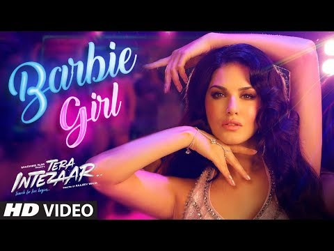 Sunny Leone: Barbie Girl Video Song | Tera Intezaar | Arbaaz Khan | Swati Sharma, Lil Golu