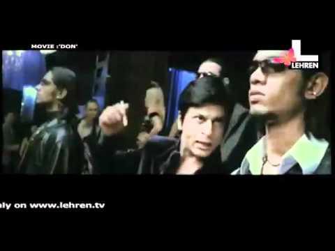 SRK Grooves On Dhinka Chika