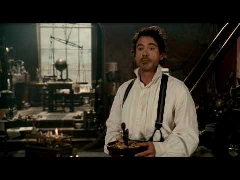 SHERLOCK HOLMES Trailer