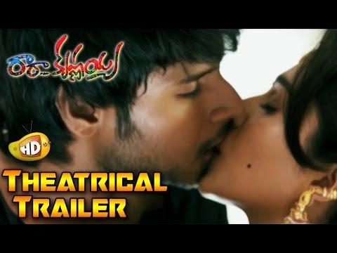 Ra Ra Krishnayya Movie Theatrical Trailer - Sundeep Kishan, Regina Cassandra
