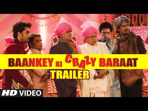 Baankey ki Crazy Baraat Official TRAILER   Raajpal Yadav, Sanjay Mishra, Vijay Raaz, Rakesh Bedi