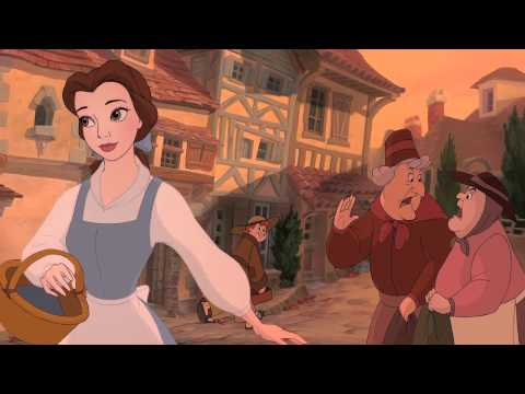 Beauty and the Beast 3D: Belle