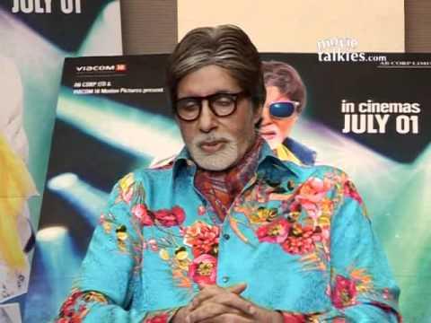 Amitabh Bachchan speaks about 'Go Meera Go'