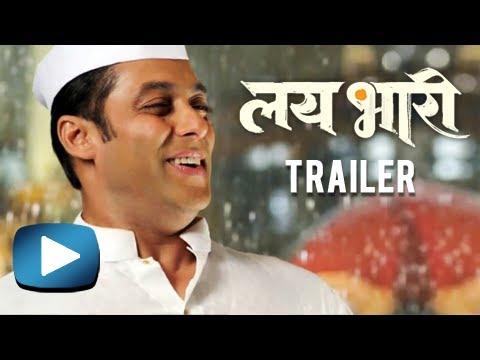 (VIDEO) Salman Khan In 'Lai Bhari' Trailer - First Look