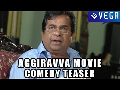 Aggiravva Movie - Comedy Teaser - Latest Telugu Movie