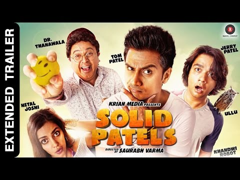 Solid Patels Official Trailer