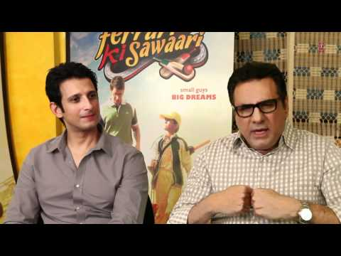 Sharman & Boman on Ferrari Ki Sawaari - I