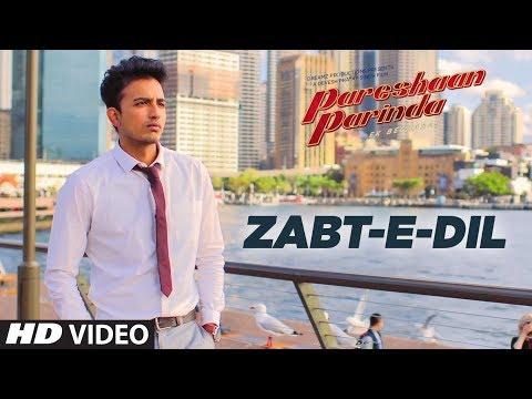 Zabt E Dil | Tapeshvar Kalia | Pareshaan Parinda | Latest Hindi Song 2018