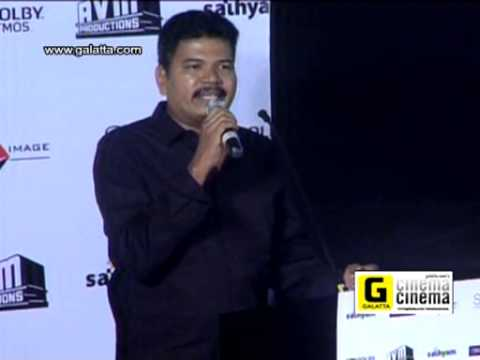 Shankar talks about Sivaji 3D