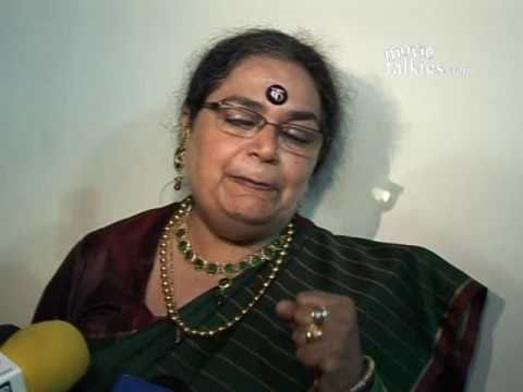 Usha Uthup: 'BACHCHAN will love my song from 'MR. NATWARLAL'