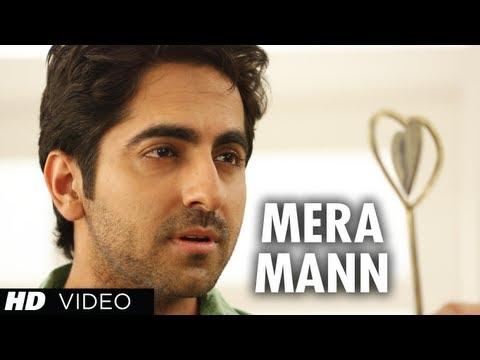 Mera Mann Kehne Laga By Falak Nautanki Saala Full Video Song ? Ayushmann