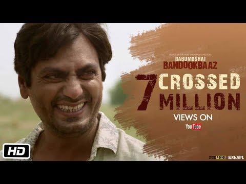 Babumoshai Bandookbaaz   Official Teaser   Nawazuddin Siddiqui