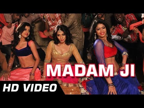 Official *Uncensored Full Video* Madamji from Chal Bhaag featuring Keeya Khanna |HD 1080p