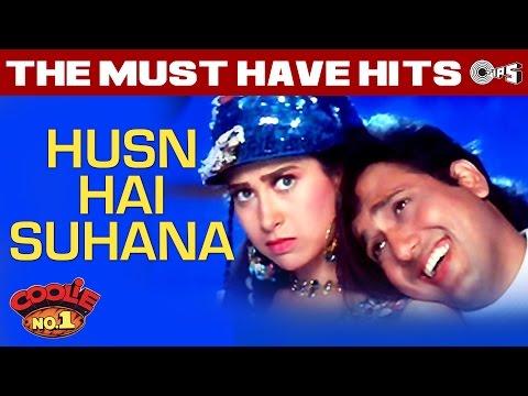 Abhijeet's Sensational Hit -Husn Hai Suhana - Coolie No.1 -HQ