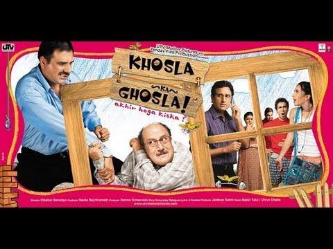 Khosala Ka Ghosla | Official Trailer | Anupam Kher - Boman Irani