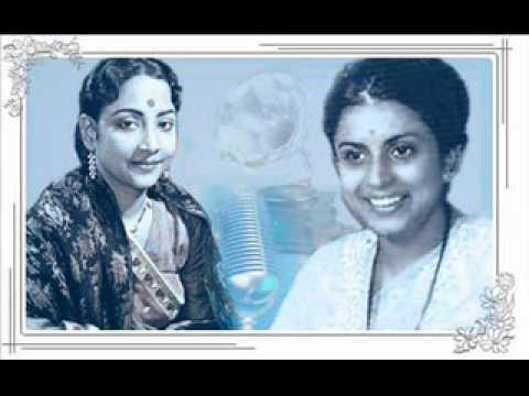 Geeta Dutt, Suman Kalyanpur: Mohe laa de chunariya laal : Chandi Ki Deewar (1964)