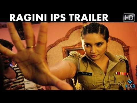 Ragini IPS Movie Trailer || Ragini Dwivedi || HD