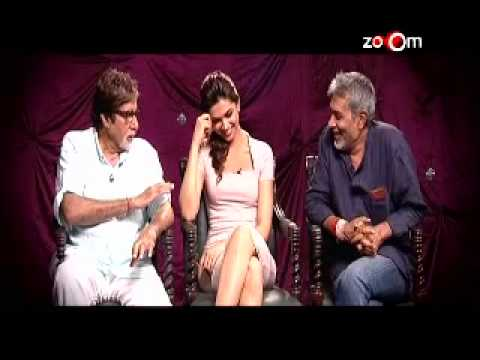 Amitabh, Deepika & Prakash Jha talk about Aarakshan