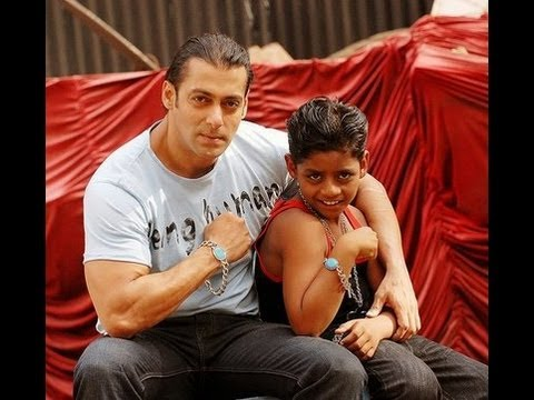 Salman Khan promotes Bodygurad on TV